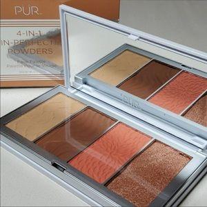 PUR 4-in-1 Skin Perfecting Powders